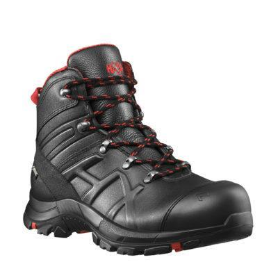 Haix Black Eagle Safety 54 Mid red
